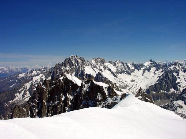 L'aiguille Verte (41421 m)