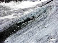Hofmannskees glacier, 2...