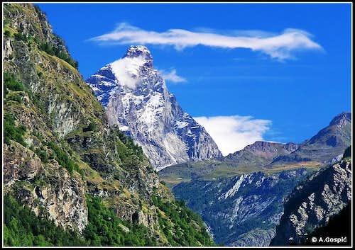 HE is King Matterhorn