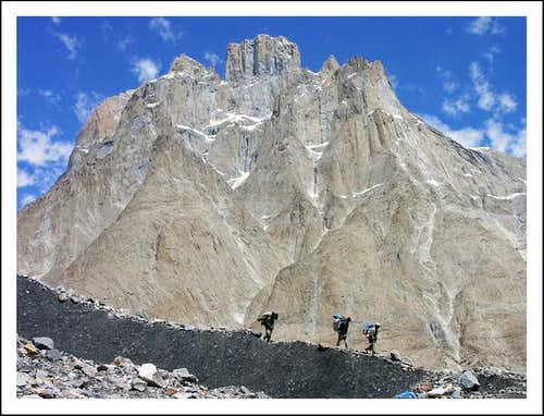 Trango Towers group - The...