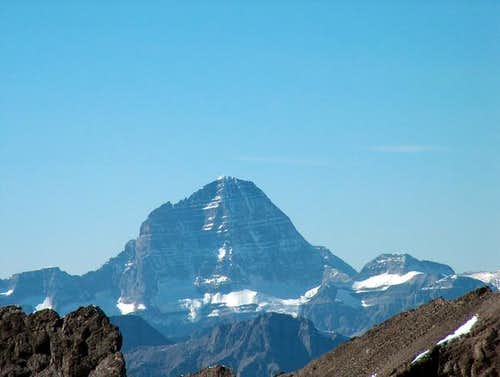 Mount Assiniboine from The...