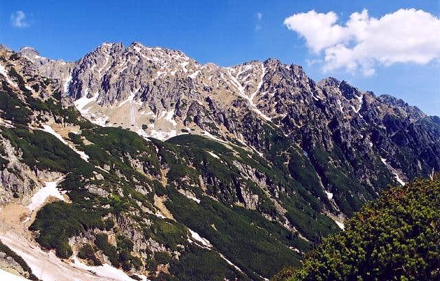 Buczynowe Turnie Peaks(2184)...