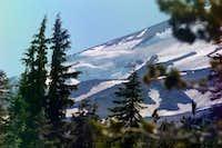 Wintun Glacier's ice...