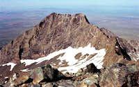 Little Bear Peak as seen from...