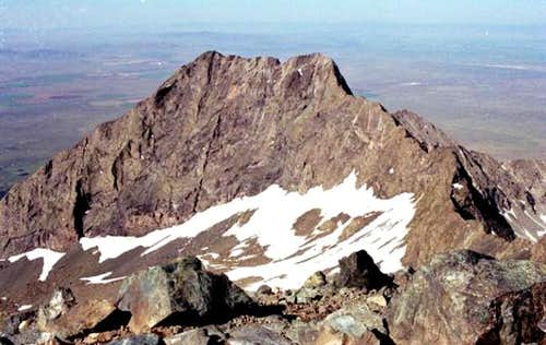 Little Bear Peak as seen from...