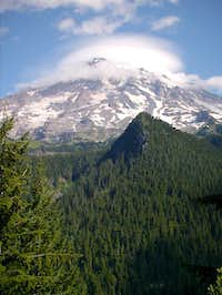 Mt Rainier. What more needs...