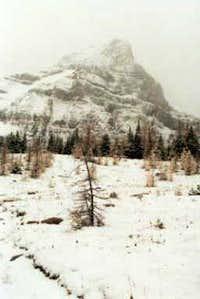 Haddo peak seen from the...