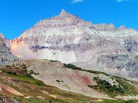 View from Yankee Boy Basin...
