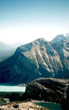 Mount Fairview from Mount...