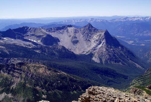 Ibex Peak, Little Ibex Peak...