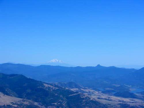 Mount Shasta , Pilot Rock...