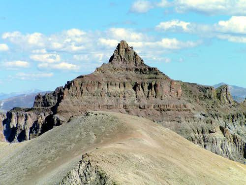 Teakettle Mountain