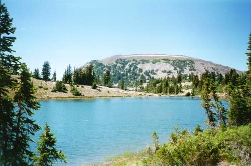 Mount Marsell as viewed from...