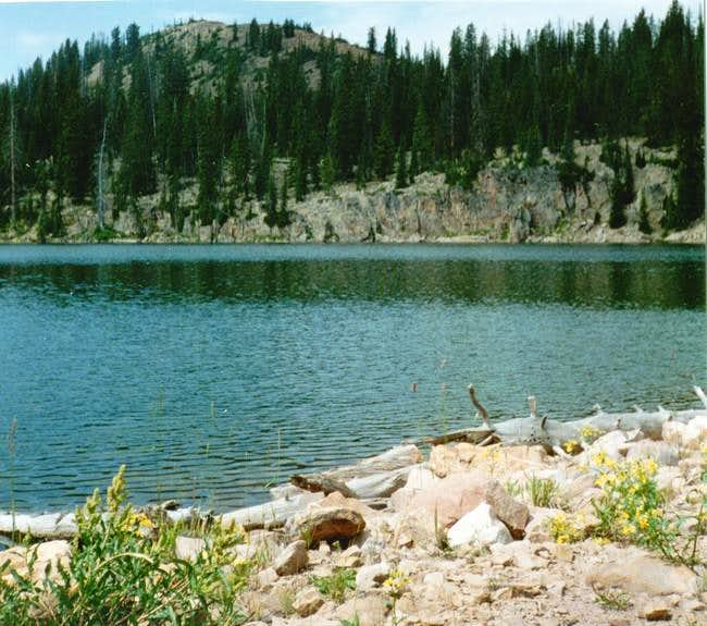 Upper Setting/Castle Lake