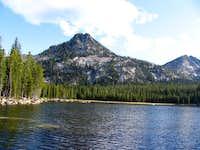 Gunsight Mountain from...