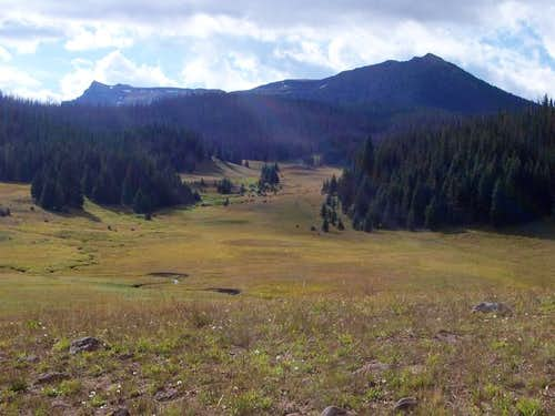 Via Ripple Creek Pass