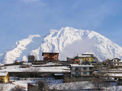 Monte Teverone, Alpago...