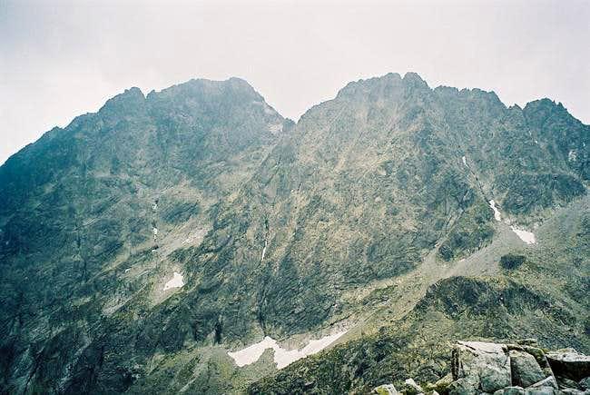 View on Gerlachovsky stit...