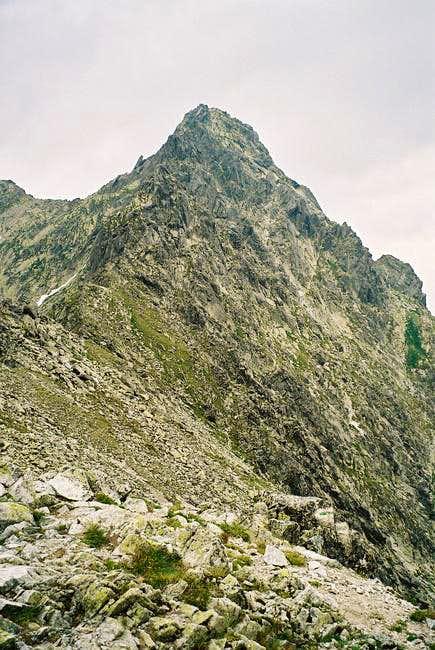 Velicky stit (2319m)