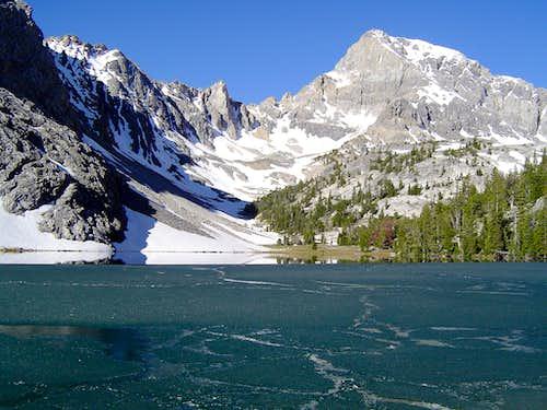 Mount Idaho & Merriam Lake