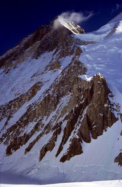 Gasherbrum III 7952m. Early...