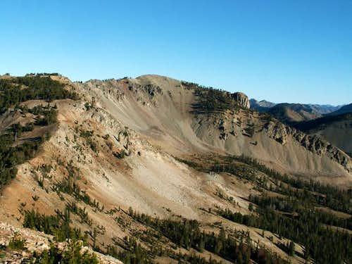 Backdrop Peak