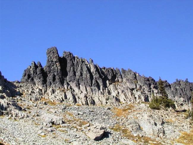 Southeast Face