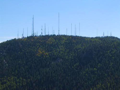 The Antenna Farm. Though not...