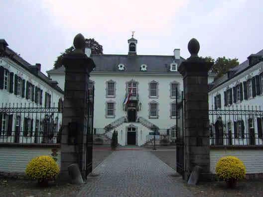 Castle Raisen near Vaals...
