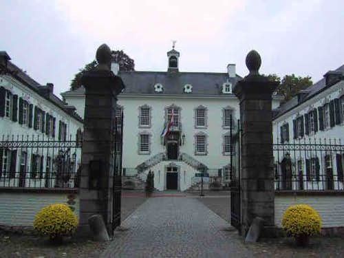 Castle Raisen near Vaals...