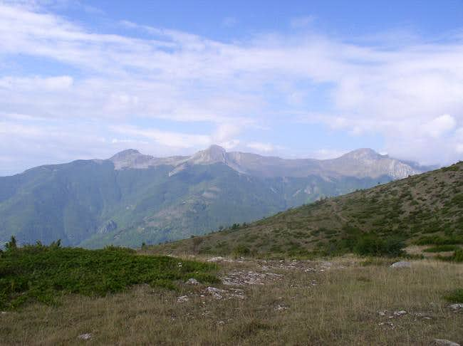 View on the Korab - from...