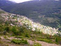 Galicnik the village