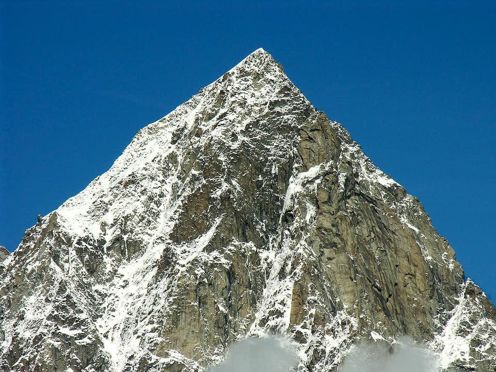 Grandes Jorasses  from Col Malatrà <i>(2928 m)</i>
