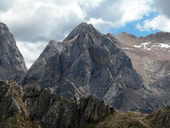 Cime Ombretta (2998m, 2983m,...