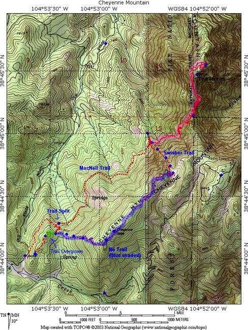 GPS plot from my September...