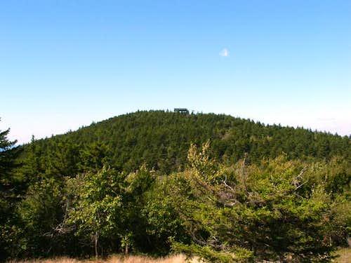 Gunstock Mountain from a...