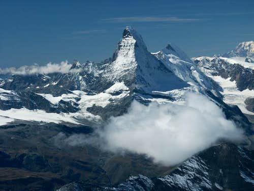 View of Matterhorn from...