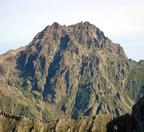 Monte Matto seen from SW