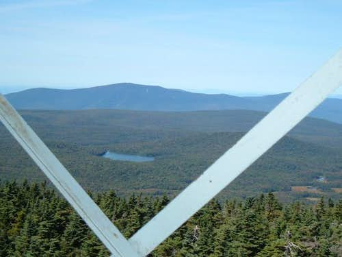 A view of Stratton Pond from...