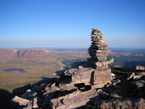 New cairn