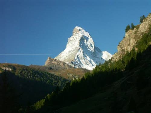 A picture from Zermatt...