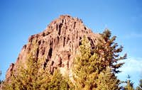 SW face