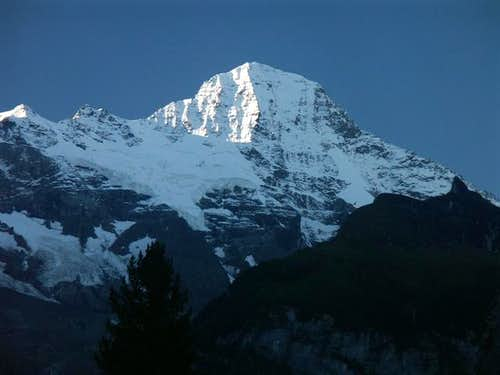 ...and Breithorn again a...