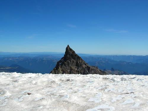 Little Tahoma seen from Mt...