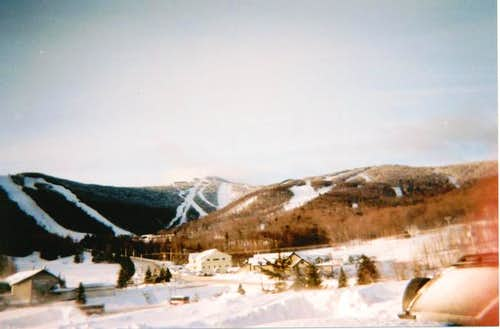 Killington Peak (center)....