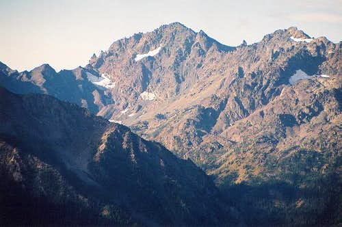 Mount Deception