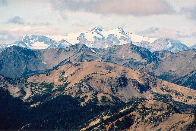 Mt. Olympus (the Jefferson...