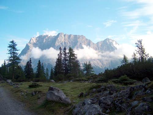 Zugspitze and...