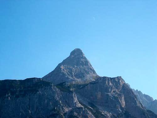 Ehrwalder Sonnespitze taken...