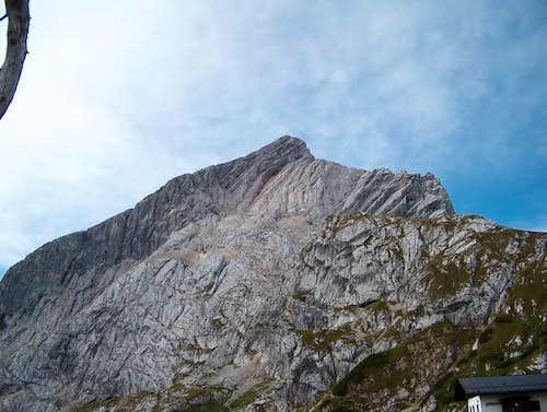 The Alpspitze (september 2005).